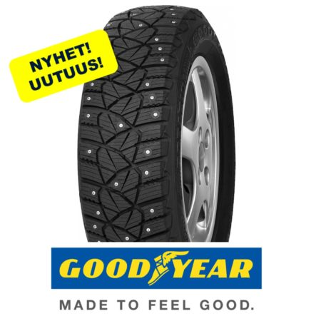 Goodyear UltraGrip 600, 205/60R16 96T
