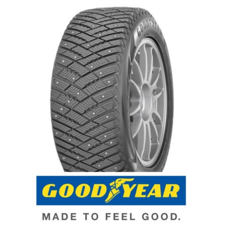 Goodyear UltraGrip Ice Arctic, 245/45R18 100T