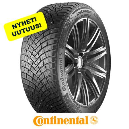 Conti IceContact 3, 225/50R17 98T